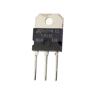 Transistor TIP33C - NPN - Saeco Magic / Royal / Incanto u.v.m.