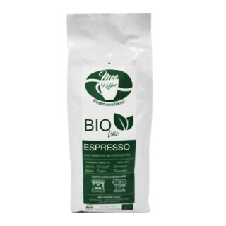Mee Kaffee BIO Espresso 1000g