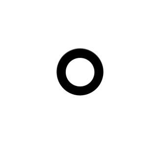 Delonghi O-Ring Dichtung für die Milchschaumdüse 5313217751