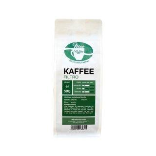 Mee Kaffee Filtro Filterkaffee 1000g