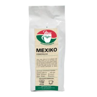 Mee Kaffee Mexiko Esmeralda 500g