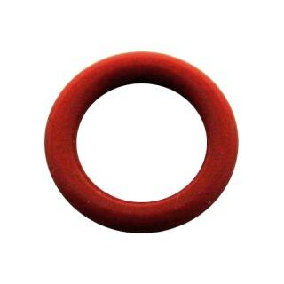 JURA O-Ring Dampfventil 6,75x1,78 rot/weiss Impressa / ENA