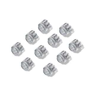 JURA Auswechselbarer Milchauslauf Set für F9 / A9 / A900 / A7 / A700 / ENA Micro 90
