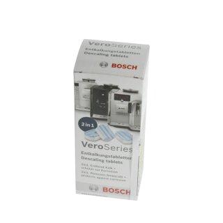 Bosch original Entkalkungstabletten 2 in 1 TCZ8002