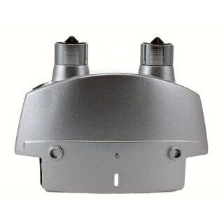 JURA Verteiler kpl. silber matt V2 Impressa S / X