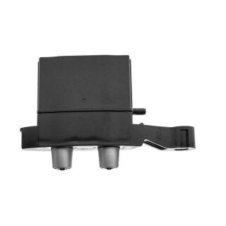 Bosch Verteiler, Auslaufverteiler vormontiert,schwarz