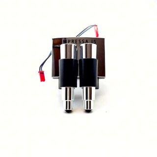 Wassertankdeckel silber für Jura  Impressa J5