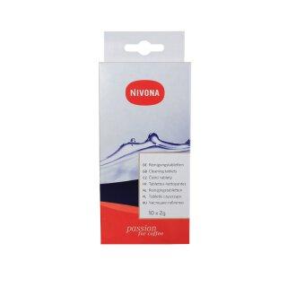 Nivona Reinigungstabletten Inhalt für 10 Reinigungen