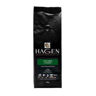 Hagen CafeCreme Classico 500g