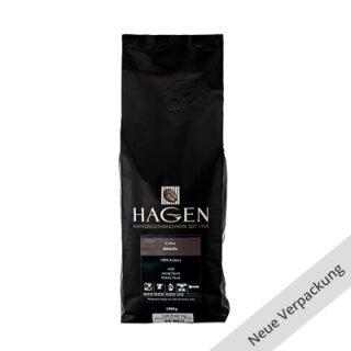 Hagen Kaffee Brasil 1000g