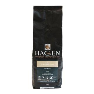 Hagen Kaffee Entkoffeiniert 1000g