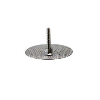 Saeco Sieb mit Gewindestift für die Brüheinheit d=35,8mm
