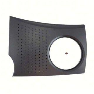 Warmhalteplatte Kunststoff, schwarz - Siemens EQ7