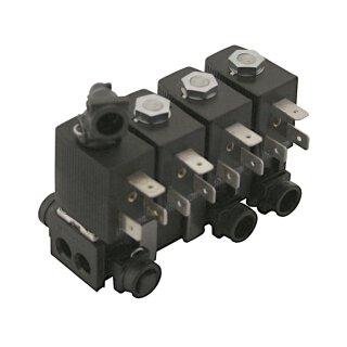 Jura Giga X9 Magnetventilblock 24V DC