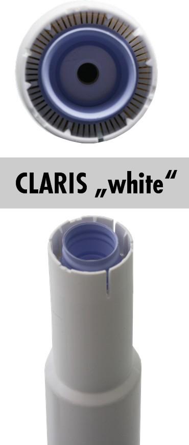 "CLARIS ""White"" Filterpatrone"