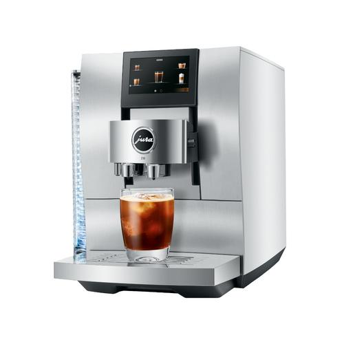 Jura Z10 Kaffeevollautomat - Aluminium White